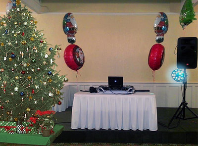 bilingual dj for christmas parties southern california